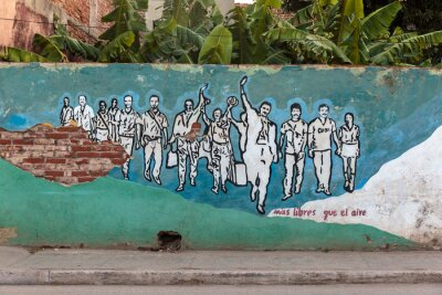 Quadro Revolution, Cuba
