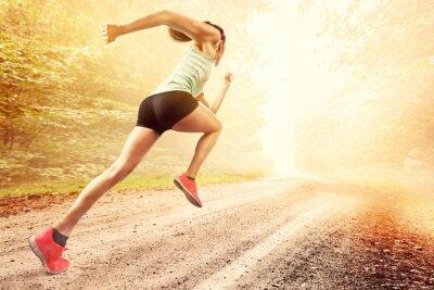 Quadro Runner Feminino