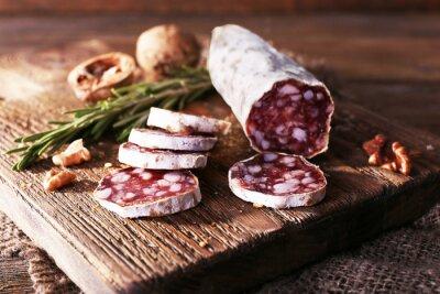 Quadro Salame francês