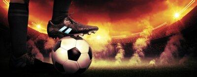 Quadro Soccer protest