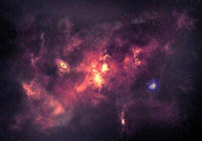 Quadro Space background