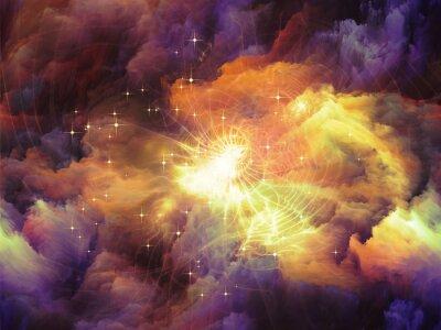 Quadro Spheres of Colors