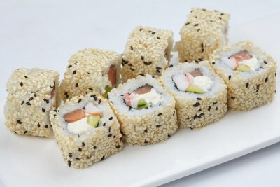 Quadro Sushi saboroso