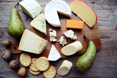 Quadro Tábua de queijos