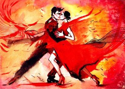 Quadro tango