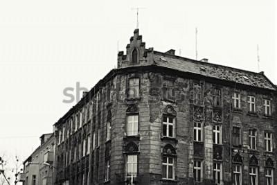 Quadro Tenement House Old Apartment
