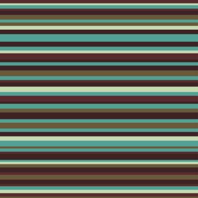 Quadro Teste padrão retro sem emenda da listra cores do vintage fundo