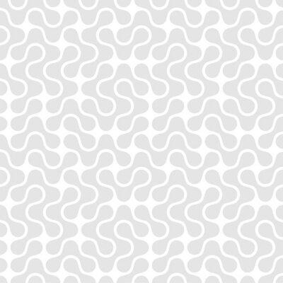 Quadro Teste padrão sem emenda geométrico. Ilustração do vetor