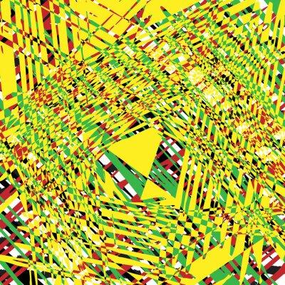 Quadro Textura de fundo grunge amarelo, elemento de design de ilustração