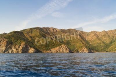 Quadro Tipos da costa turca do Mar Negro