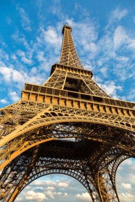 Quadro Torre Eiffel em Paris