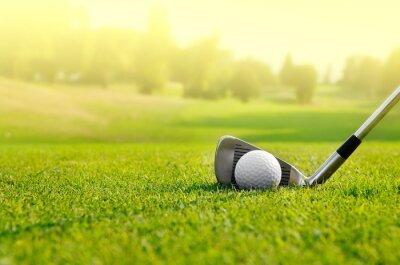 Quadro Vamos golfe