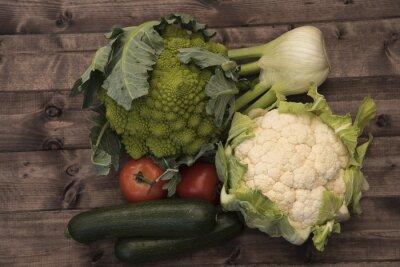 Quadro Vegetais