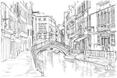 Quadro Venice - Fondamenta Rio Marin