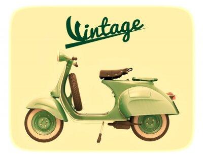 Quadro Vintage do