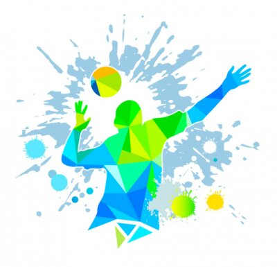 Quadro Voleibol - 58