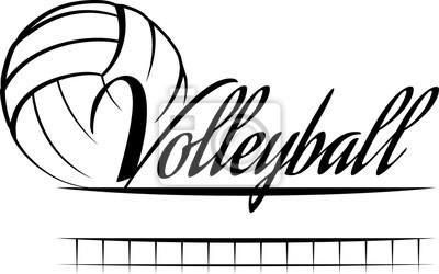 Quadro Voleibol Bandeira