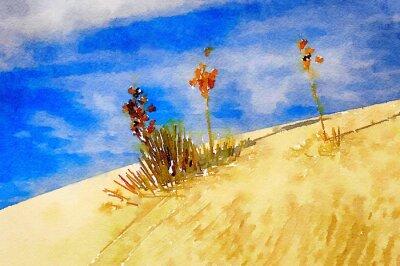 Quadro white Sands